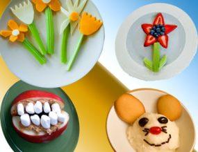 خوراکی خلاقانه