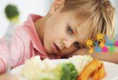 مشکل بد غذایی کودکان