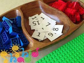 آموزش ریاضی علامت بزرگتر یا کوچکتر