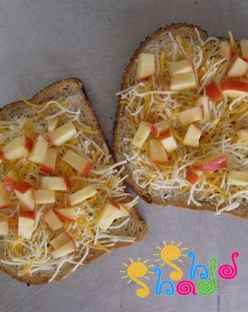 آشپزی کودک خلاقیت