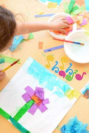 خلاقیت-دستمال-کاغذی