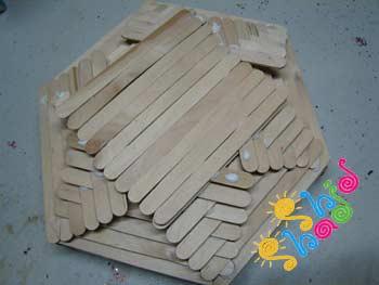 کاردستی-چوب-2