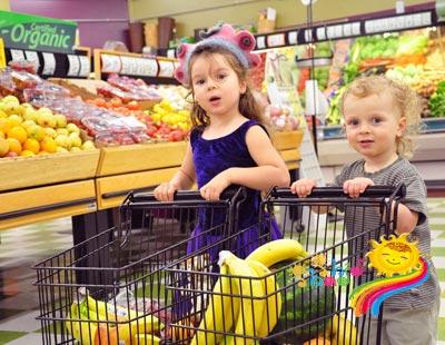 ایده برای کودکان بدغذا