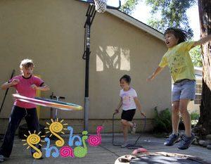 بازی و ورزش برای کودکان