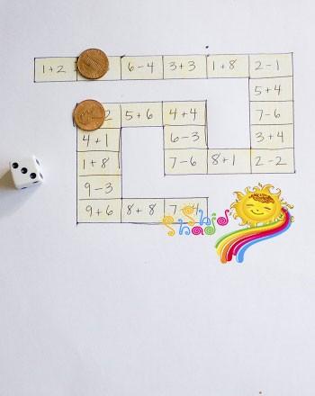 بازی آموزش ریاضی
