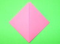 اوریگامی گل (4)