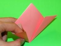 اوریگامی گل (7)