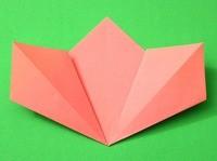 اوریگامی گل (9)
