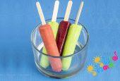 بستنی میوه ای برای کودکان