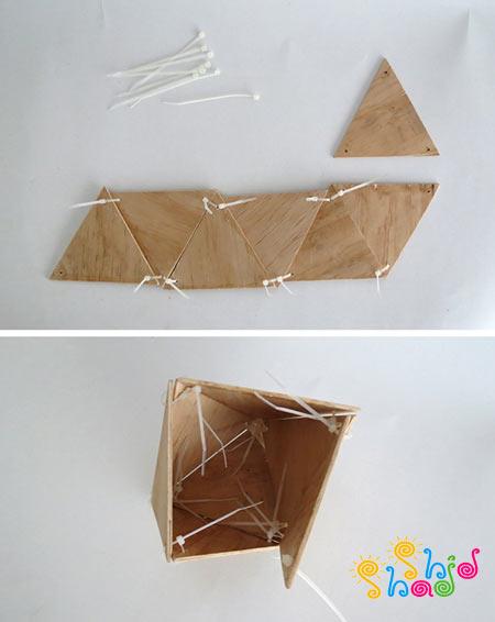 خلاقیت-با-اضلاع-هندسی