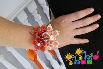 دستبند-اوریگامی