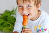 فواید هویج برای کودکان