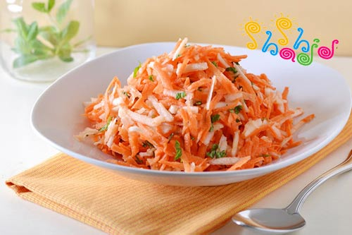 Carrot-And-Apple-Salad