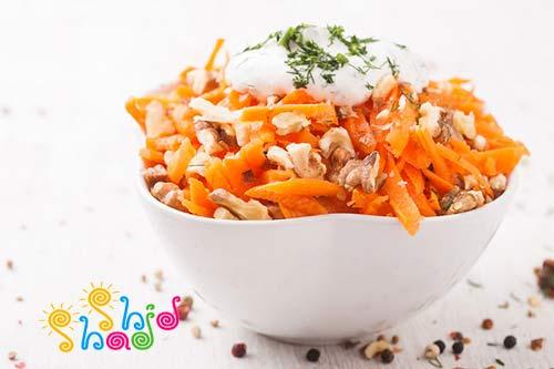 Carrot-Yogurt