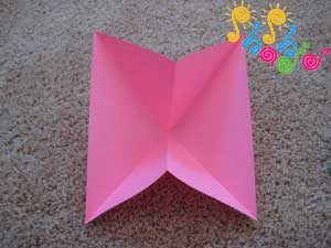 کاردستی اوریگامی بالون
