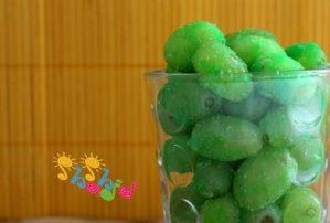دسر-انگور