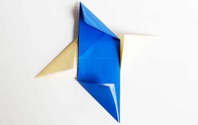 مکعب-اوریگامی