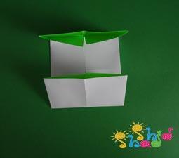 origami-shamrock1