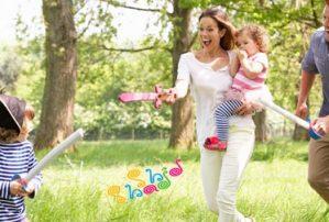 نقش-بازی رشد کودکان