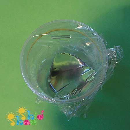 آزمایش-میکروسکوپ کودک
