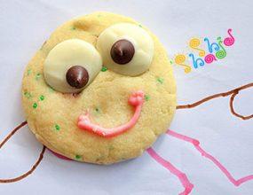 شیرینی-تولد کودکانه