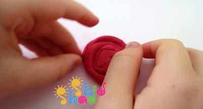 گلدان-با-خمیر-بازی