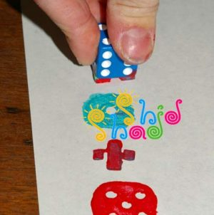 Stamping-with-Dice