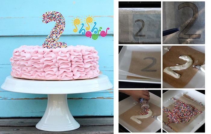 کیک-ترافل