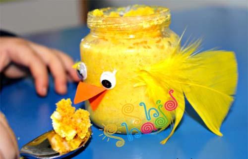 کیک-جوجه-ای
