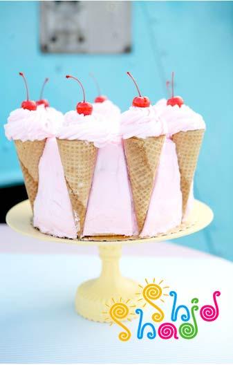 کیک-خانگی