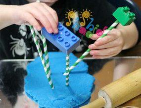 بازی-مهندسی با خمیر بازی