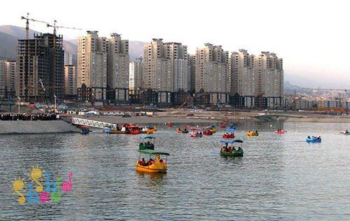 دریاچه-چیتگر