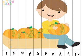 آموزش اعداد
