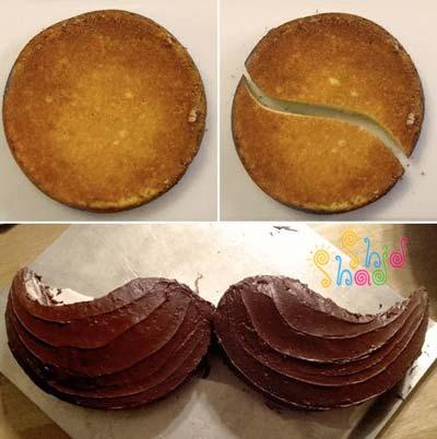 کیک-سیبیل