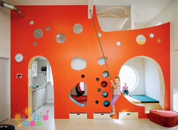 kindergarten-interior-wall