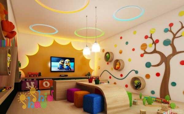 kindergarten-interiors-creative-wall-design