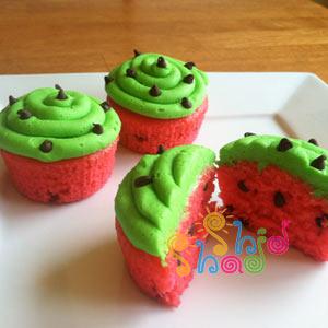 watermeloncupcake