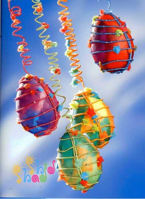تزیین-تخم-مرغ-1