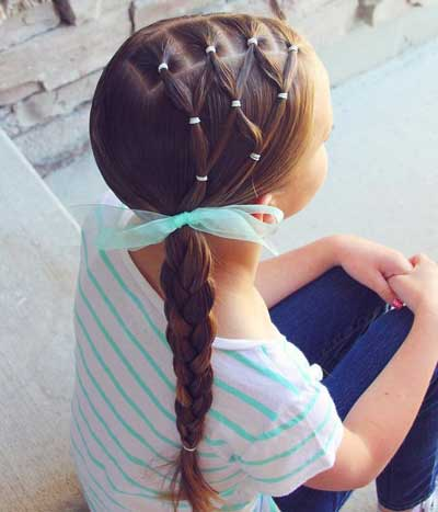بافت-موی-کودک