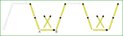 MatchSticks Game Puzzle ANSWER