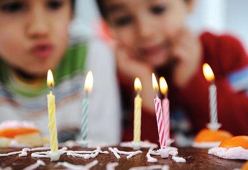 جشن تولد کودک